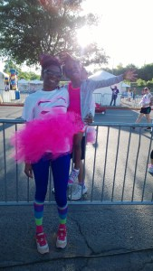 Race for the Cure and time with my daughter